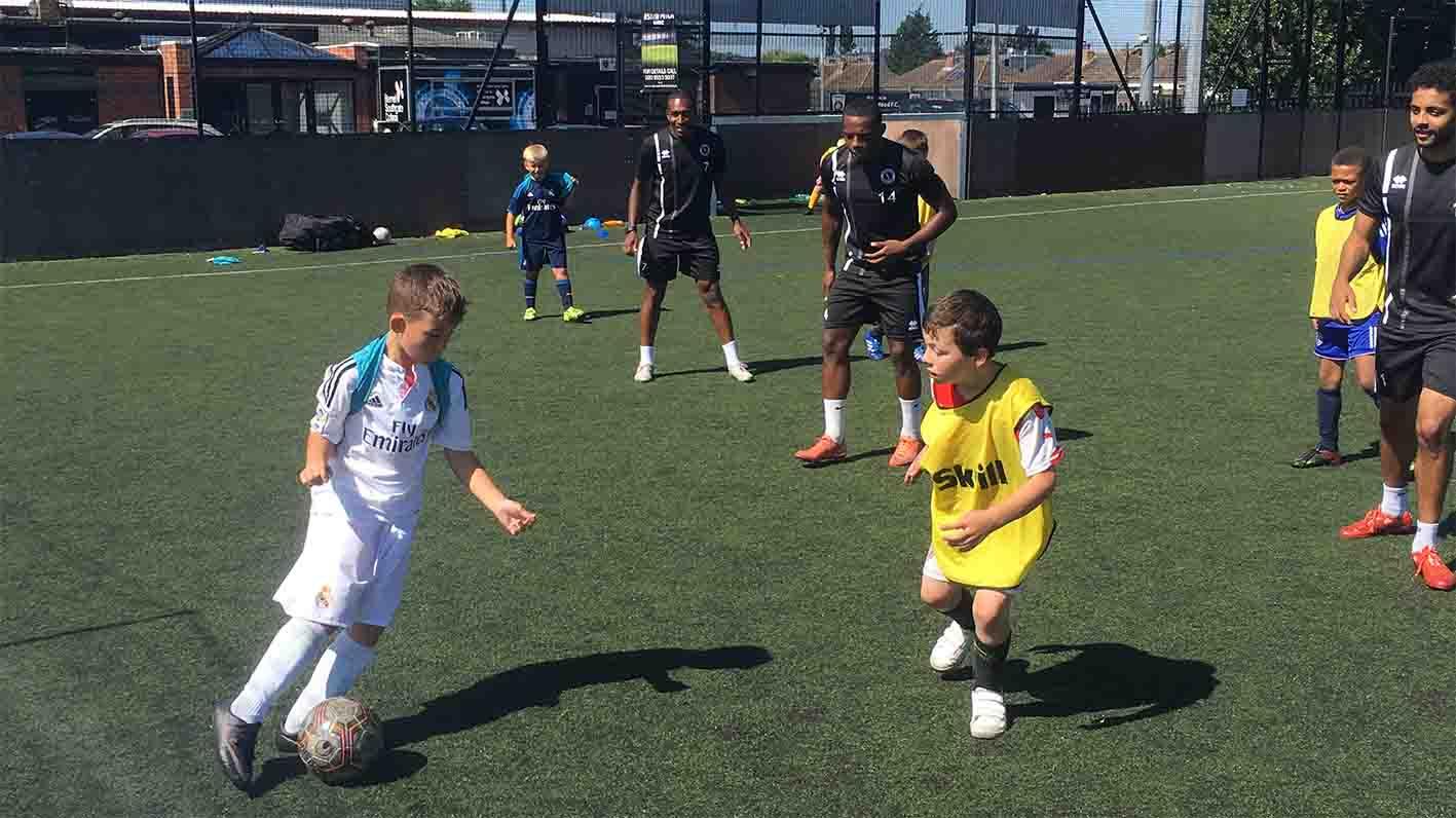 Soccer Course1