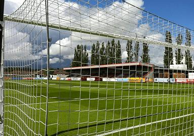 PITCH WORKS – WELL UNDER WAY