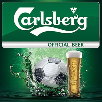 CARLSBERG SIGN ON FOR ANOTHER YEAR