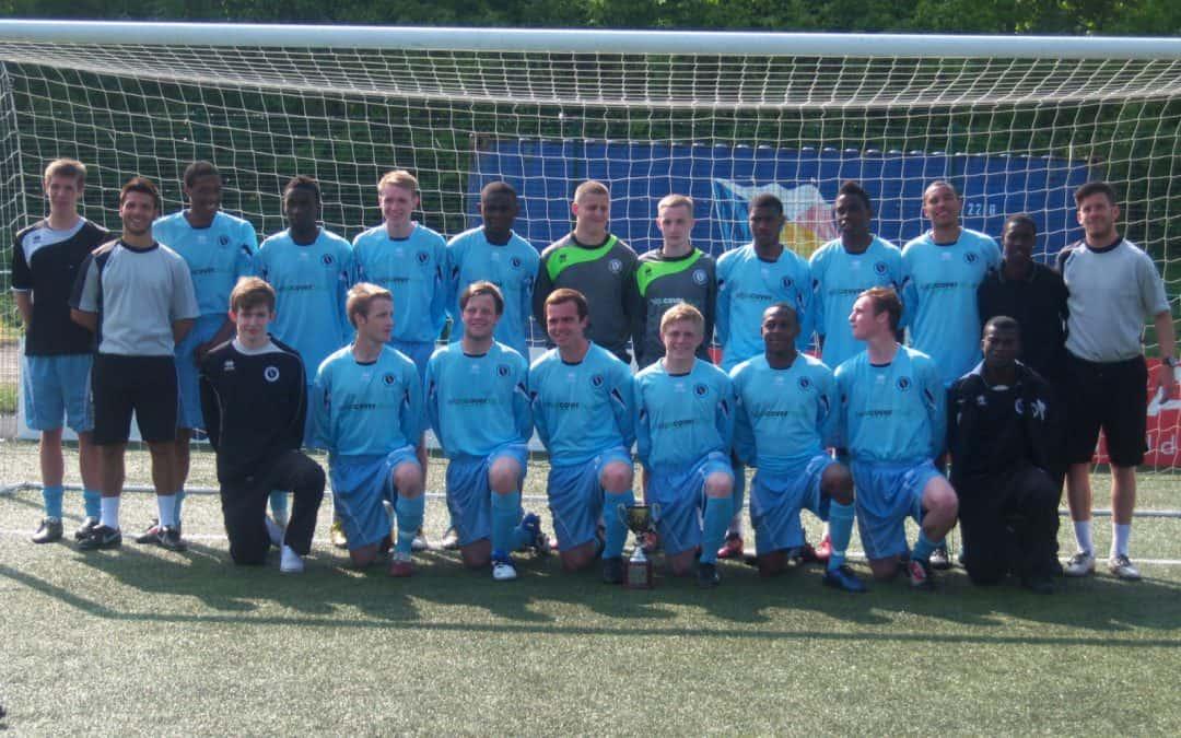 UNDER 19'S PROGRESS IN ECFA NATIONAL CUP