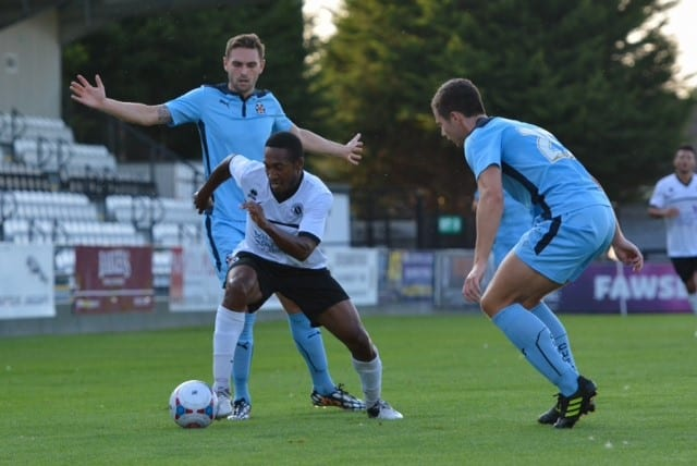 MATCH REPORT: BOREHAM WOOD VS CAMBRIDGE UNITED