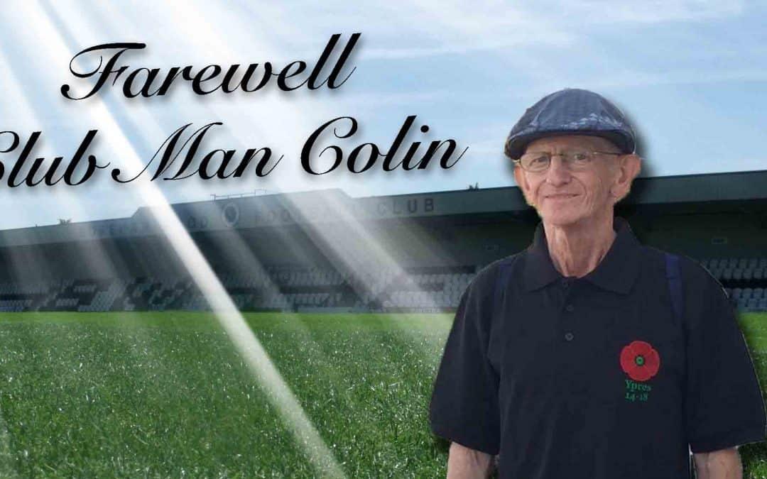 CLUB MAN COLIN