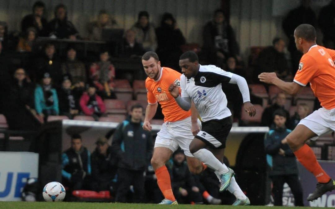 MATCH REPORT: BOREHAM WOOD VS BRAINTREE TOWN