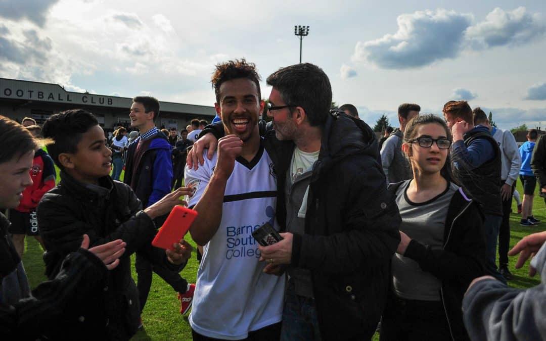 PROMOTION FINAL MATCH REPORT: BOREHAM WOOD VS WHITEHAWK