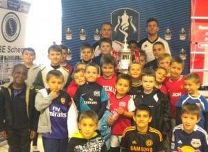 COMMUNITY DAY AT BOREHAM WOOD FC