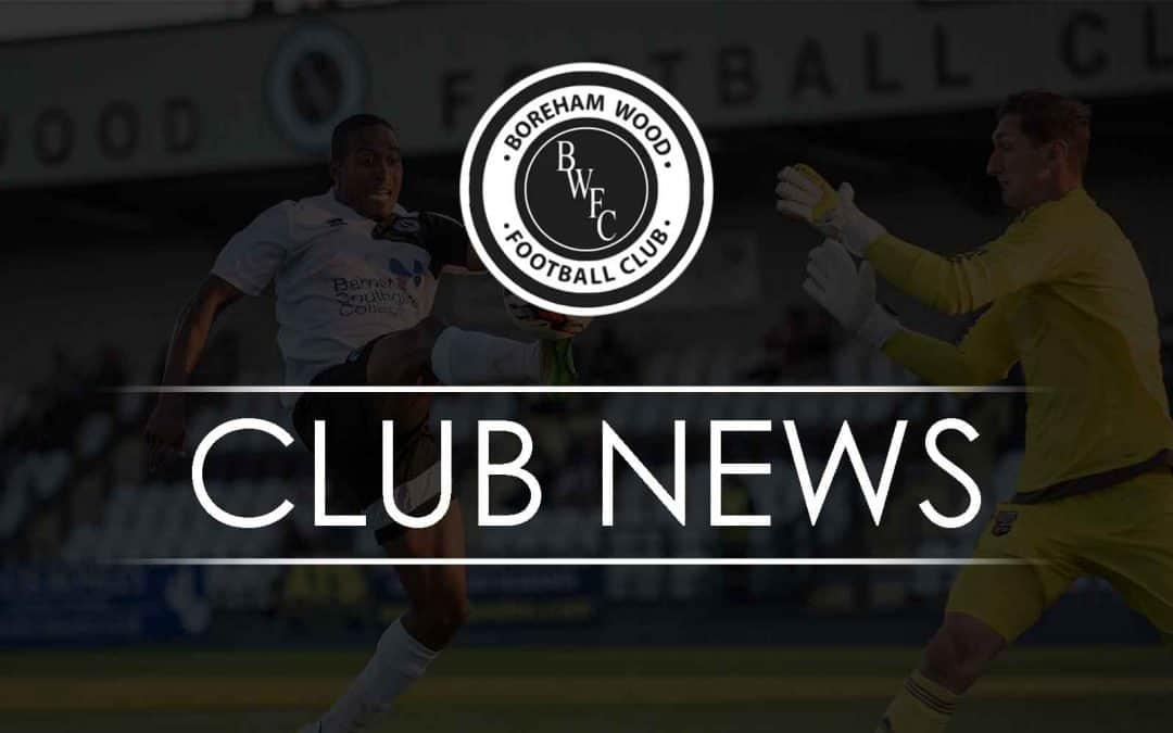 CLUB CAPTAINS ANNOUNCED
