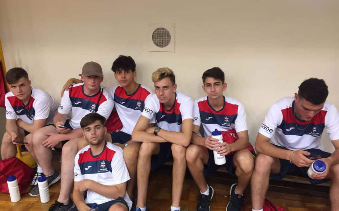 THROWBACK: PASE ACADEMY'S CREESE STARS IN MACCABIAH GAMES