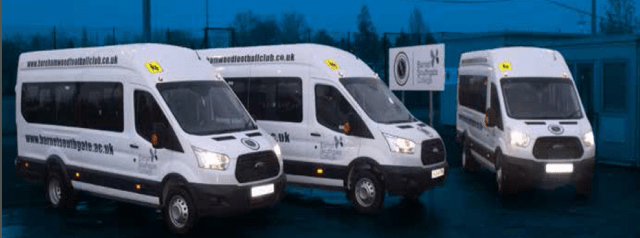 AWAY TRAVEL – HARTLEPOOL (FREE BREAKFAST FOR ALL THOSE TRAVELLING)