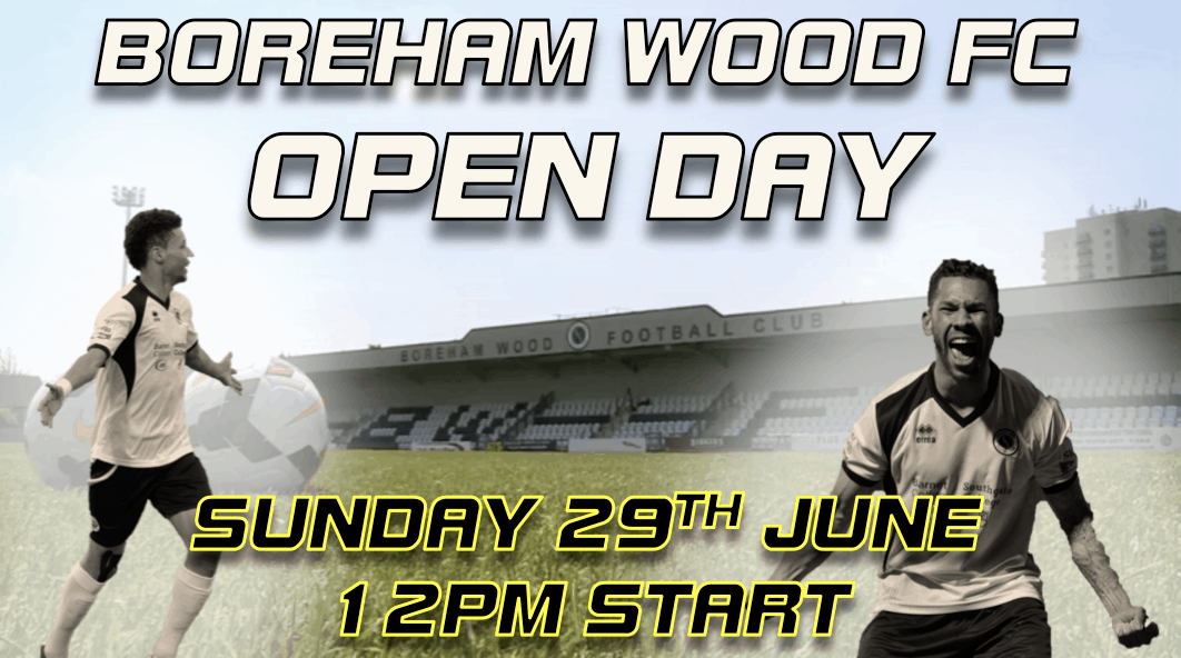 COMMUNITY OPEN DAY THIS SUNDAY! EVERYONE WELCOME!