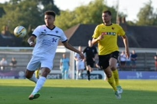 MATCH REPORT: BOREHAM WOOD VS WATFORD