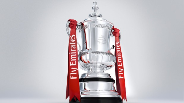 THE EMIRATES FA CUP IS COMING TO TOWN
