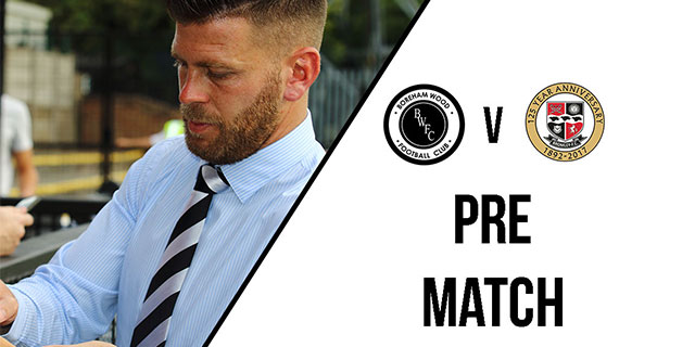 LUKE GARRARD PREVIEW – BROMLEY FC