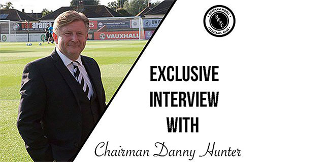 CHAIRMAN DANNY HUNTER REACTION – GUISELEY