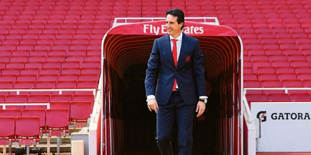 ARSENAL CONFIRM STRONG SQUAD FOR EMERY'S OPENER AGAINST WOOD