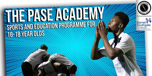 WHAT CAN THE PASE ACADEMY OFFER YOU?
