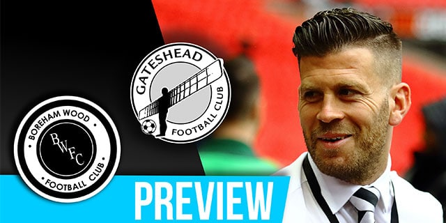 LUKE GARRARD PREVIEW – GATESHEAD