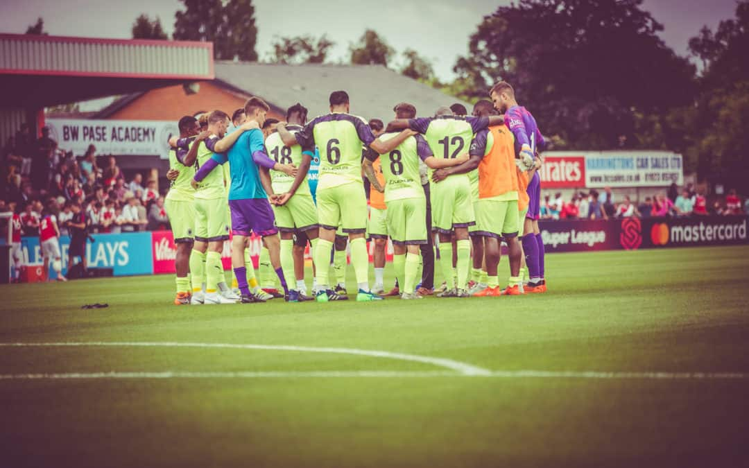 WOOD END PRE SEASON WITH TOUGH TRIP TO BILLERICAY TOWN