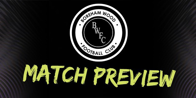 MATCH PREVIEW – WOOD UNDER 18'S IN FA YOUTH CUP ACTION AT MEADOW PARK TOMORROW EVENING