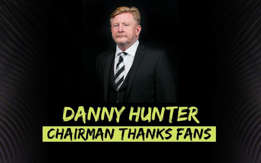 CHAIRMANS NEW YEAR MESSAGE