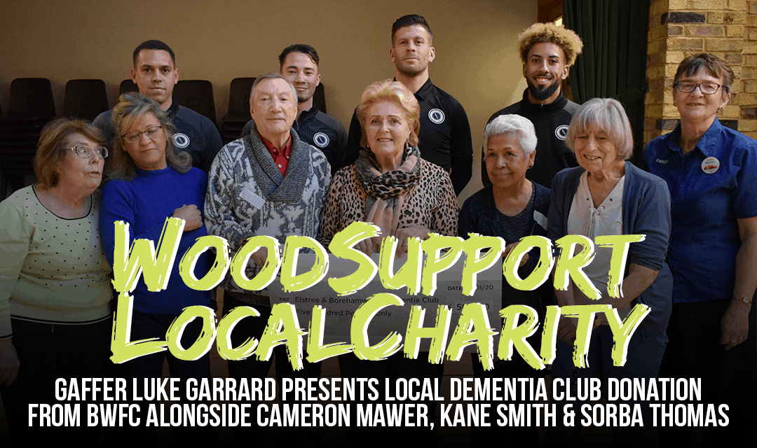 WOOD SUPPORT LOCAL CHARITY