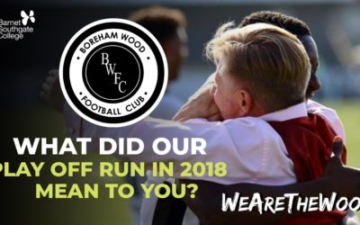 WHAT DID OUR PLAY OFF RUN IN 2018 MEAN TO YOU?