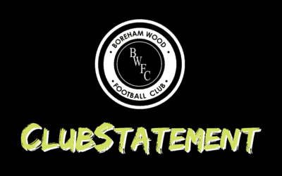 CLUB STATEMENT – FC HALIFAX TOWN (H)