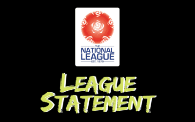LEAGUE STATEMENT