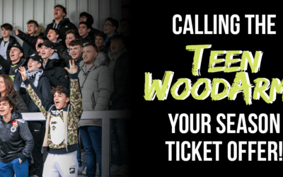 CALLING THE #TEENWOODARMY – PART TWO