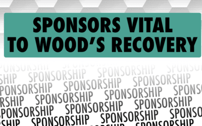 SPONSORS SUPPORT VITAL TOWOOD'S RECOVERY