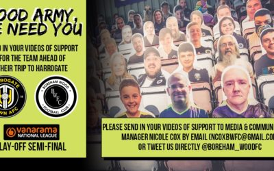 SEND US YOUR MESSAGES OF SUPPORT