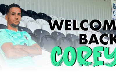 IT'S A HOME COMING FOR COREY