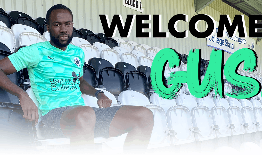 WELCOME TO MEADOW PARK, GUS!
