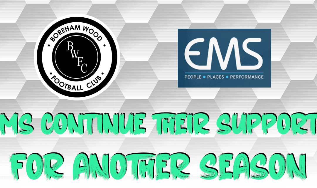 EMS CONTINUE THEIR SPONSORSHIP FOR ANOTHER SEASON