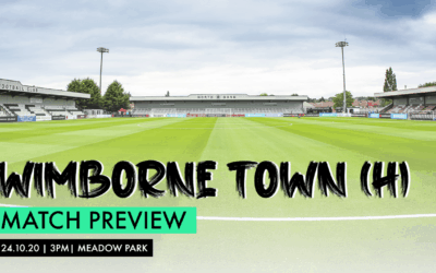 MATCH PREVIEW – WIMBORNE TOWN (H)