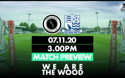 MATCH PREVIEW – SOUTHEND UNITED (H)