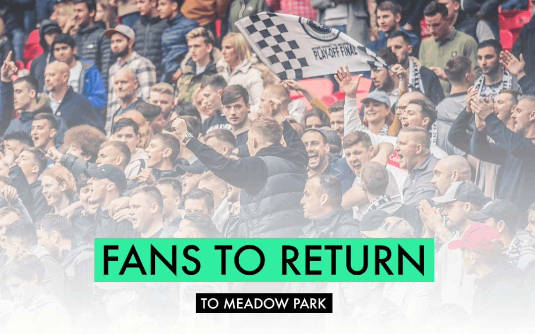 FANS TO RETURN