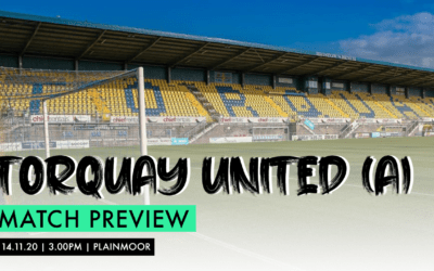 MATCH PREVIEW – TORQUAY UNITED (A)