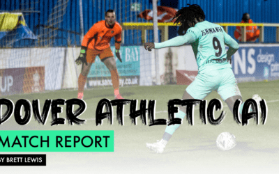 MATCH REPORT – DOVER (A)