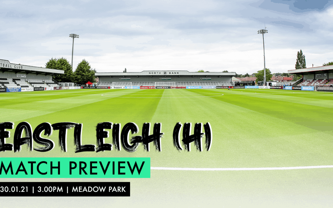 MATCH PREVIEW – EASTLEIGH (H)