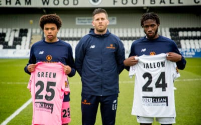 ACADEMY PAIR EARN SQUAD NUMBERS