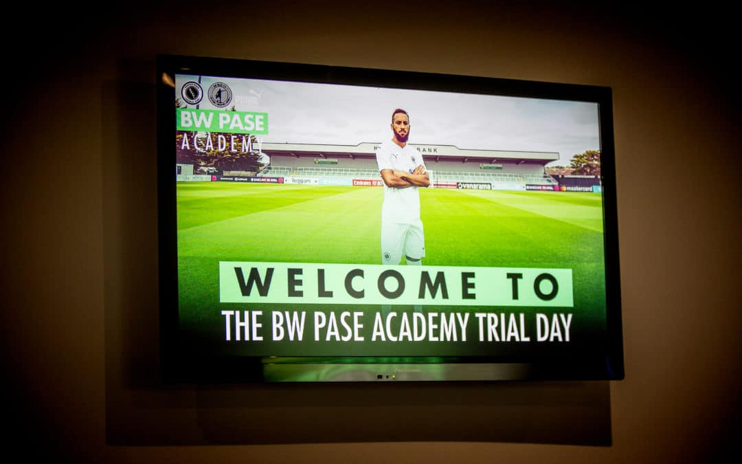 EASTER TRIALS ATTRACT OVER 300 ACADEMY HOPEFULS
