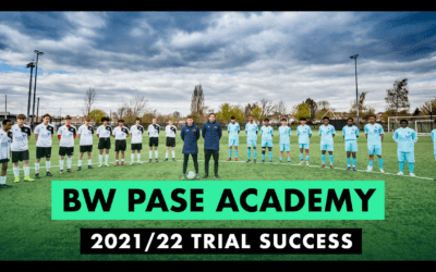 BW PASE ACADEMY TRIAL SUCCESS