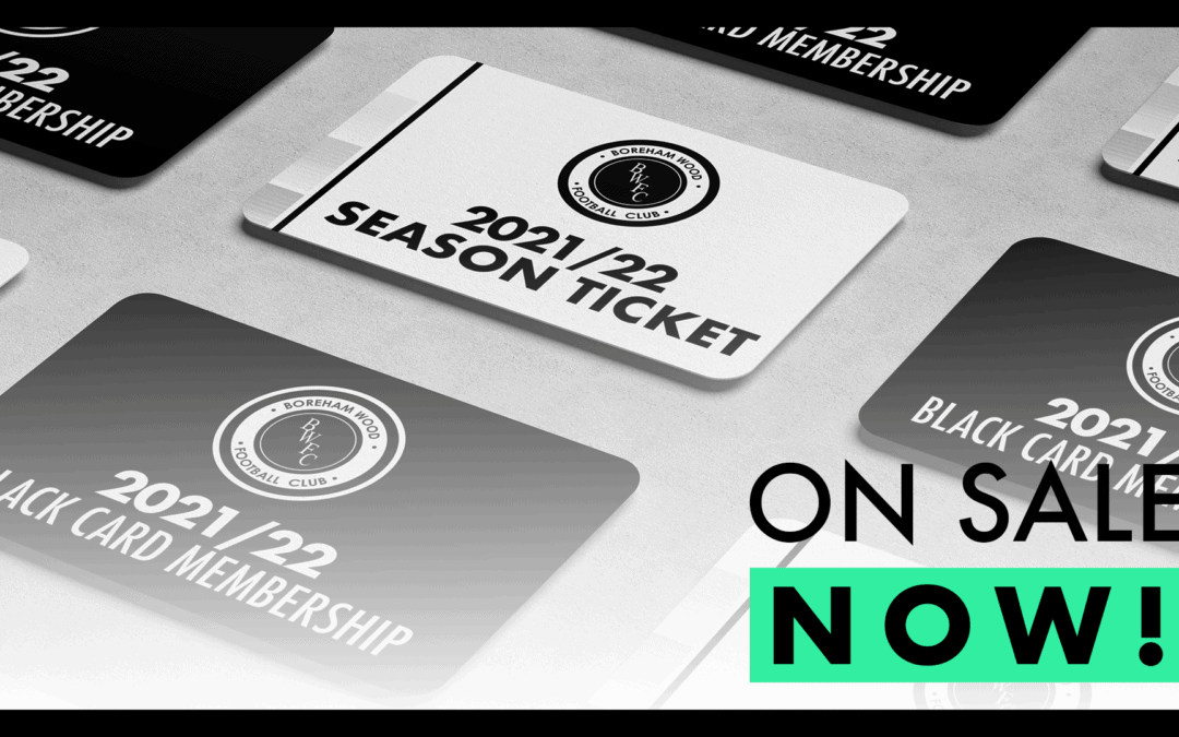 THE 'HOW TO GUIDE' TO BUY YOUR SEASON TICKET/MEMBERSHIP