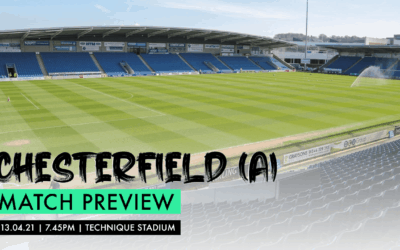 MATCH PREVIEW – CHESTERFIELD (A)