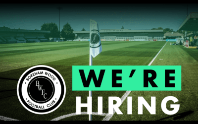 WE'RE HIRING – VARIOUS ROLES AVAILABLE AT MEADOW PARK