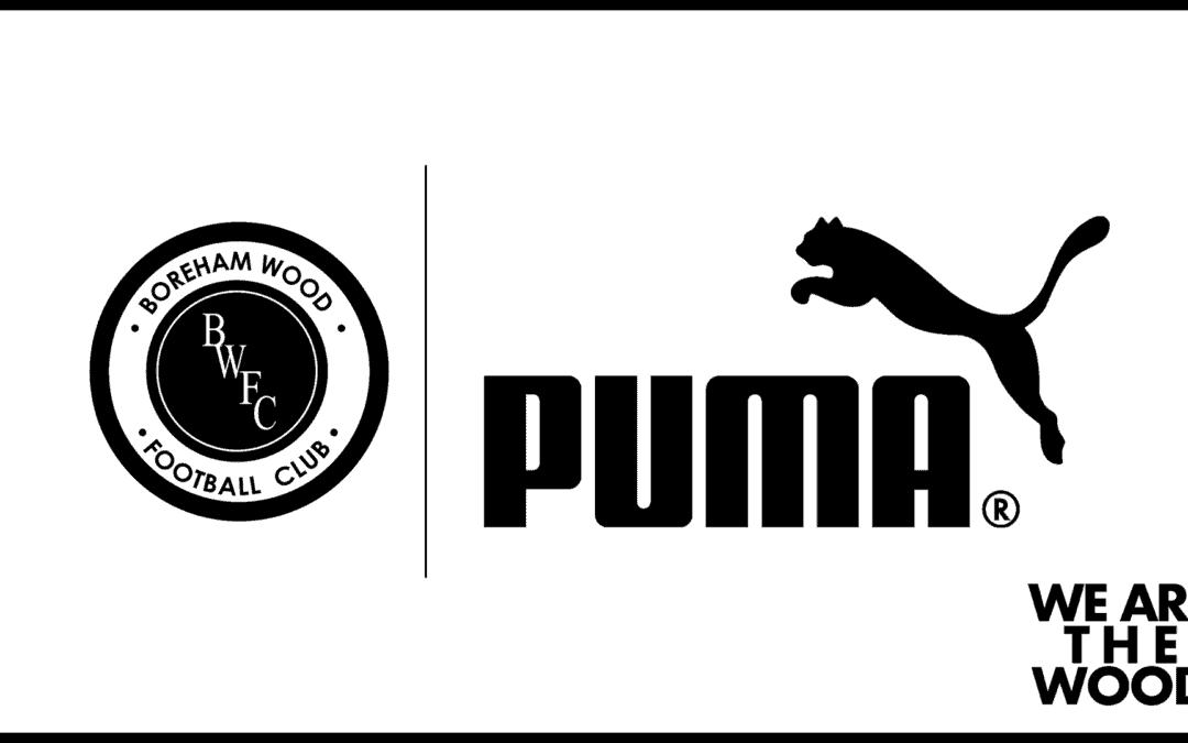 WOOD EXTEND TEAMWEAR PARTNERSHIP WITH PUMA