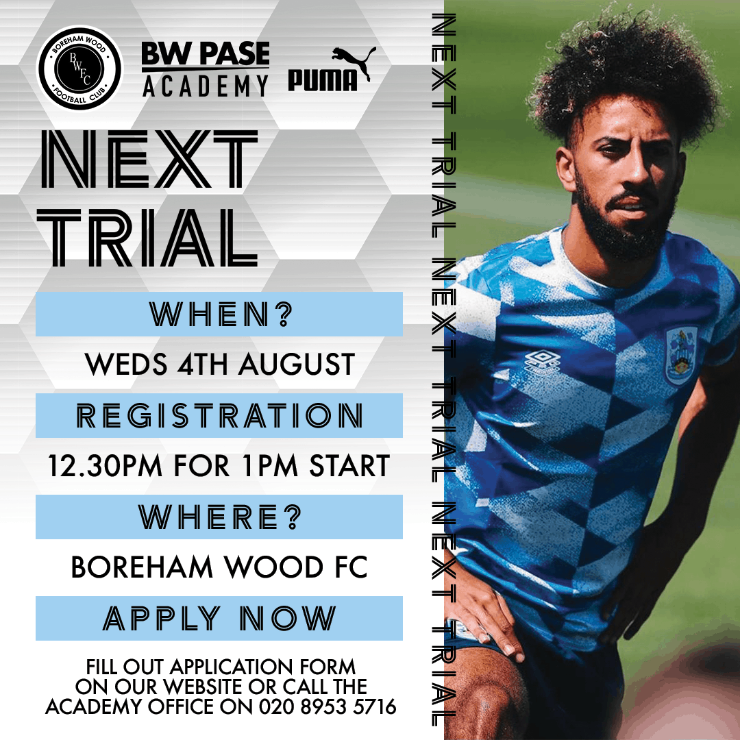 https://www.borehamwoodfootballclub.co.uk/wp-content/uploads/2021/07/BWPASEAcademy_TrialAnnouncement_1080x1080_202122.png