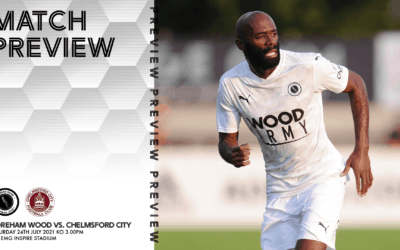 MATCH PREVIEW – CHELMSFORD CITY (A)