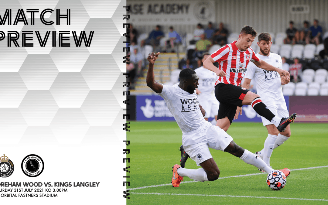 MATCH PREVIEW – KINGS LANGLEY (A)