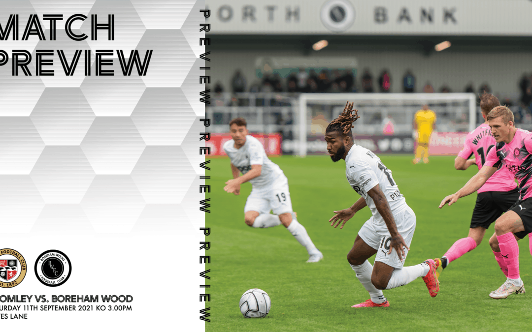 MATCH PREVIEW – BROMLEY (A)